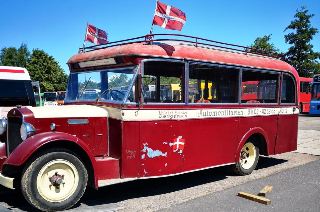 Triangel bus, årstal 1933/34